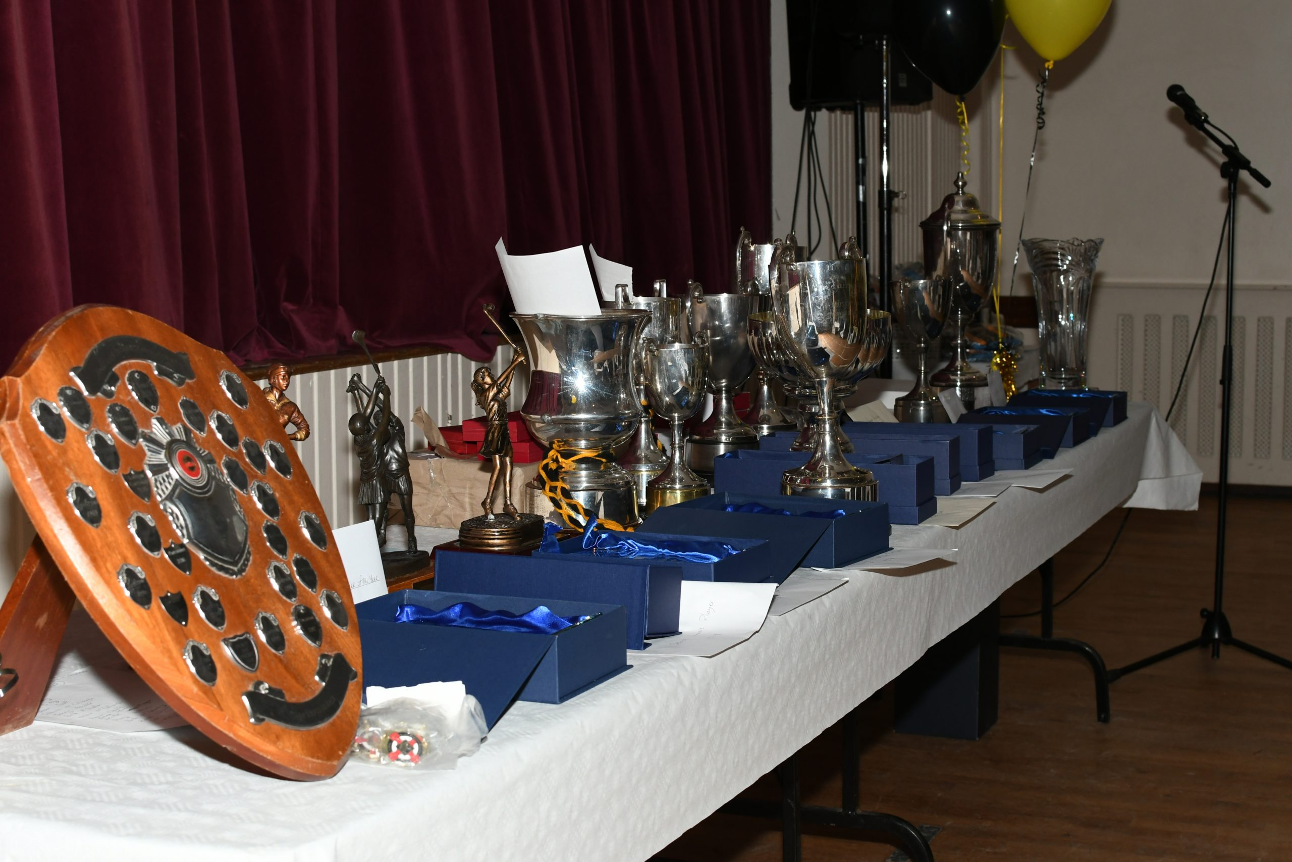 Ballycran's Annual Dinner Dance and Presentations 2019