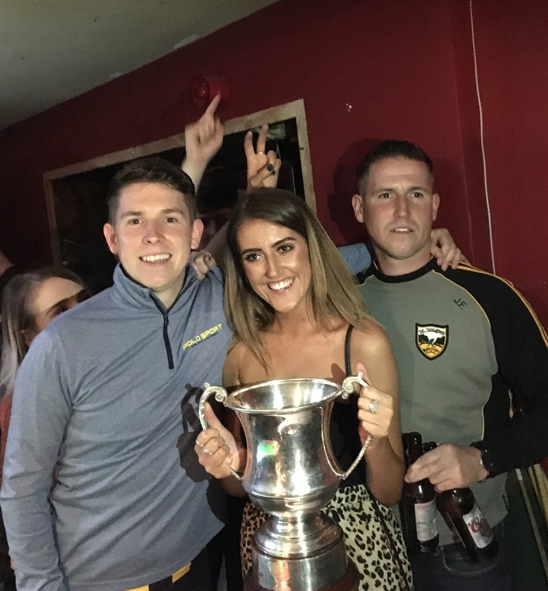 Ballycran's Clíona Fowler talks about her new life away from Glastry