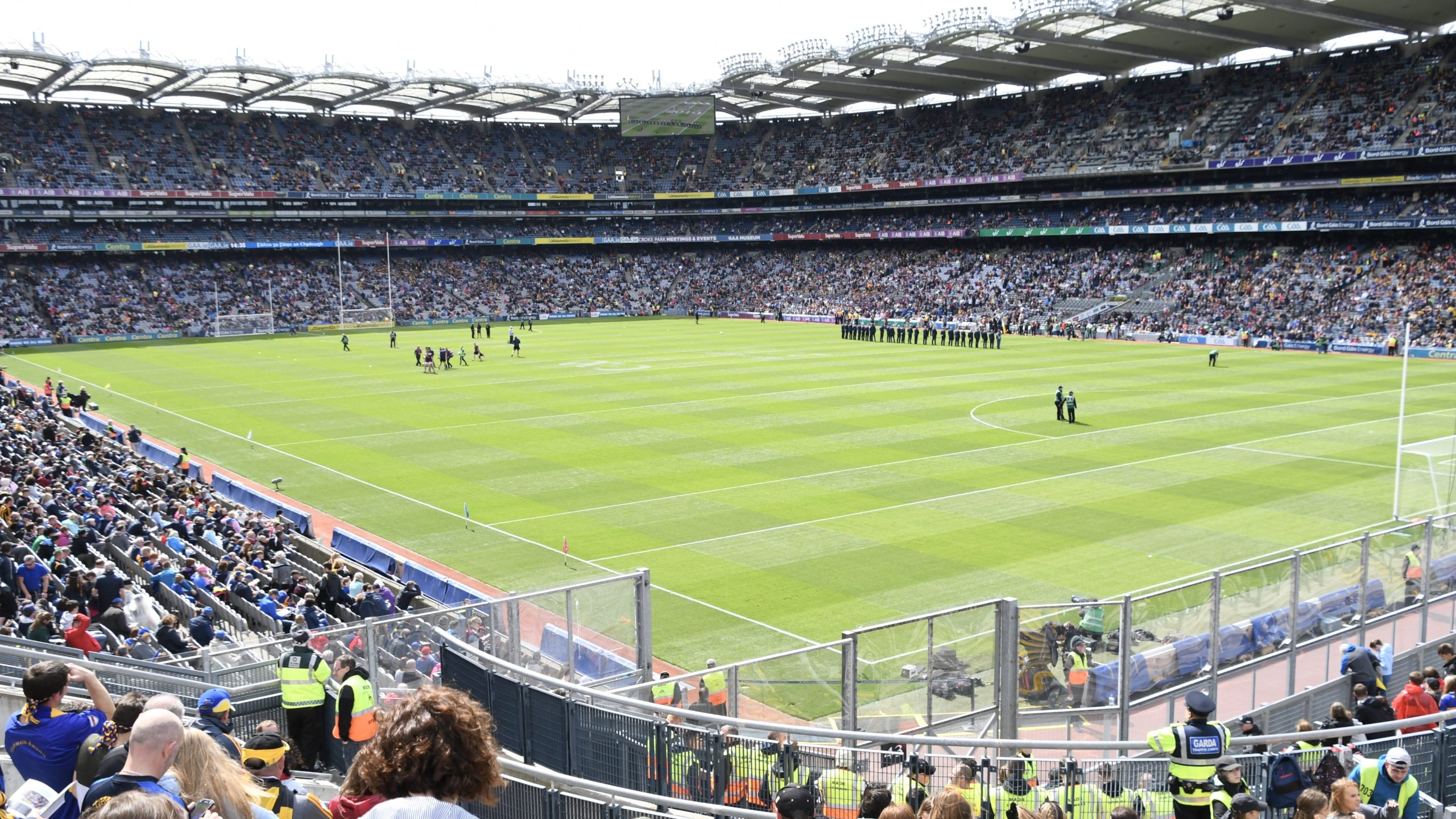 Updated: A message from the GAA's Director General and President thanking GAA members for their approach to the return of GAA games