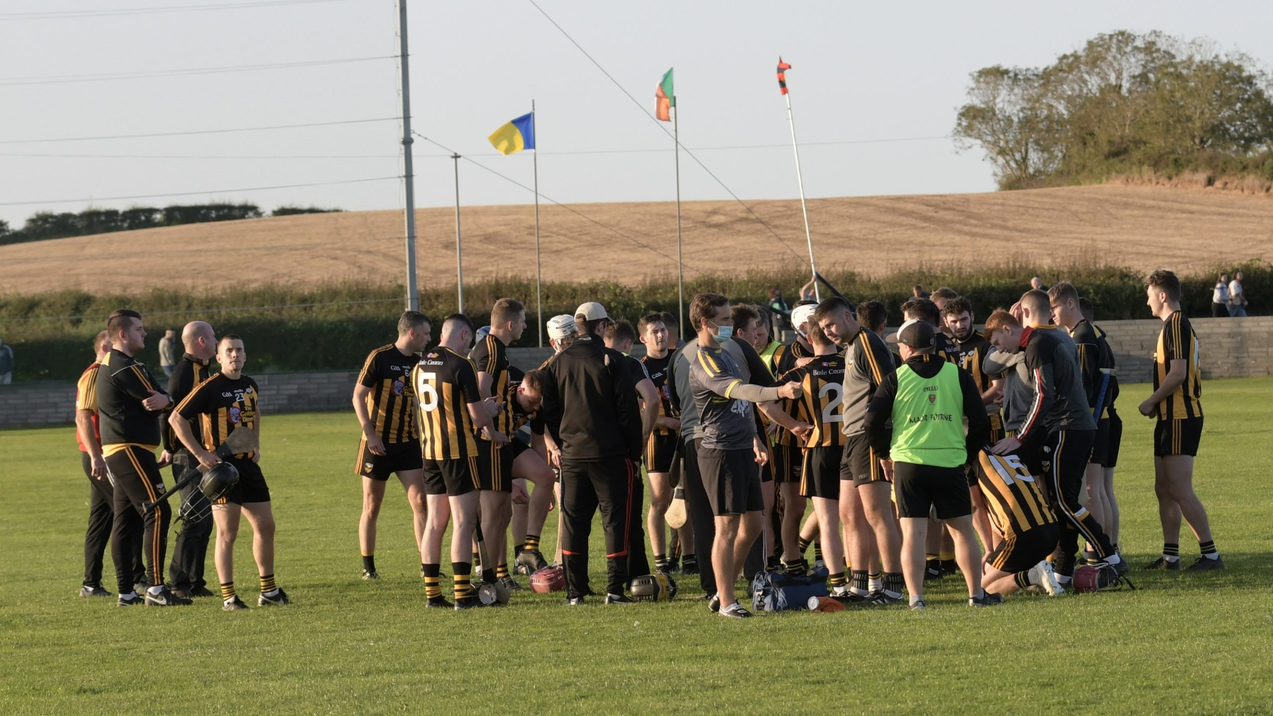 Down GAA SHC with Portaferry ends in a dramatic draw