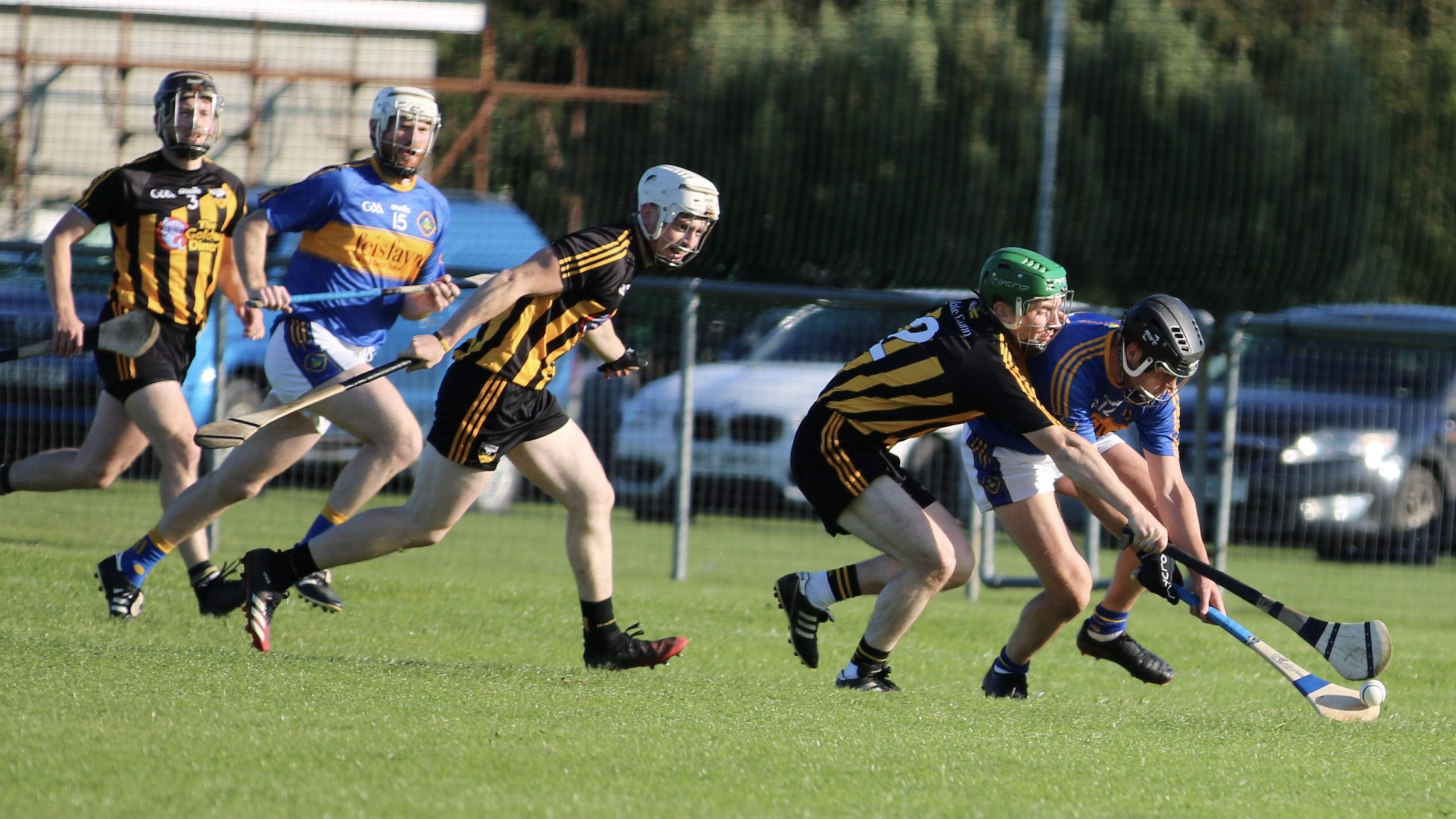 No stopping the Sands of time stumps Ballycran for another comeback